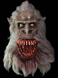 Fluffy Mask