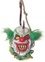 Clown Head On a Hook