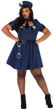 Flirty Cop