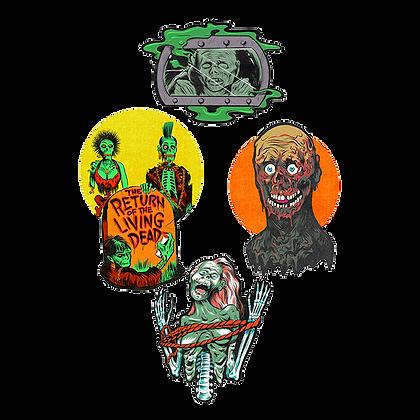 return of living dead cutouts