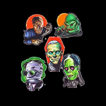 unversal monster cutouts