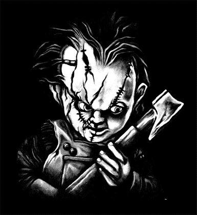 Chucky Horror T Shirt