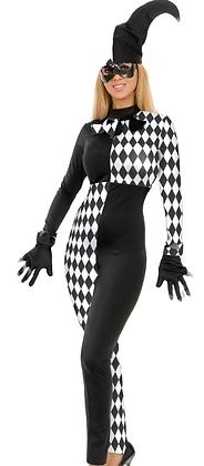 Diamon Jester Costume