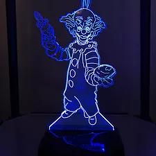 Killer Klown 3D Light