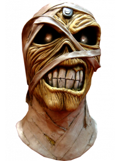 Iron Maiden - Powerslave Mummy Mask