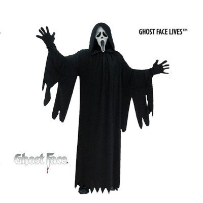 Ghostface 25th anniversary Costume