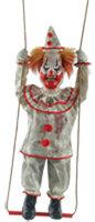 Swinging Clown