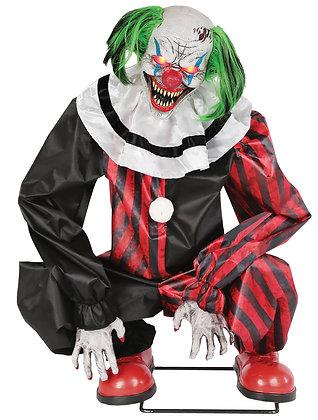 Crouching Clown
