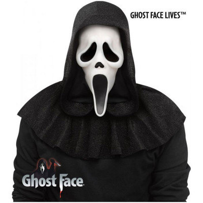 Ghostface 25th anniversary mask