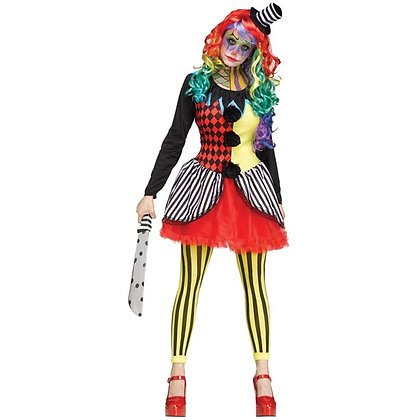 Freakshow Clown Costume