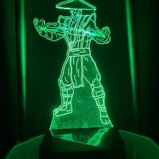 Raiden 3D Light