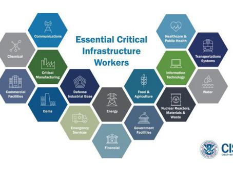 Essential workers