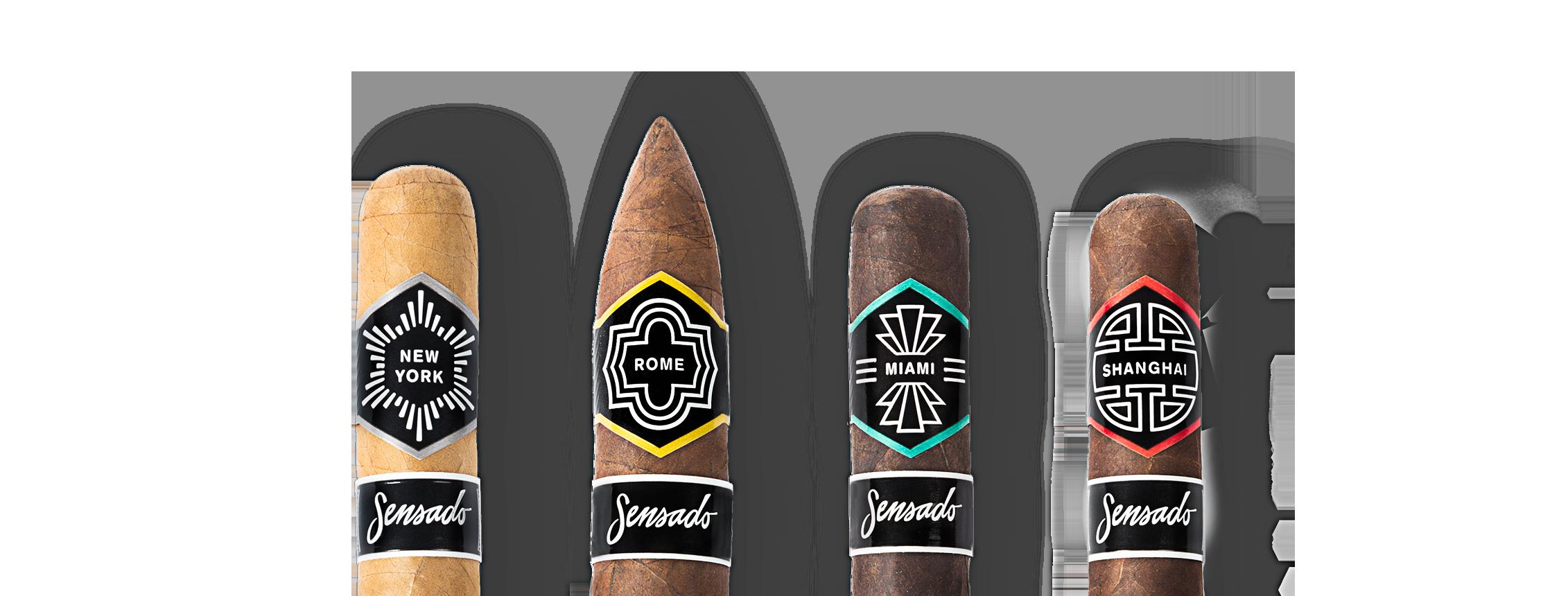Sensado Cigars