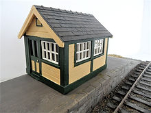 7mm Gound frame cabin painted sample (9)