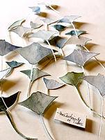 Jokarta Paper sculpture, watercolor o paper
