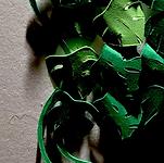 jokarta.com, papercraft, wallart, home decor, monstera