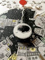 jokarta, artworks, paper sculpture, escapology