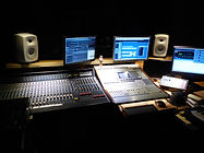 Recording studio in Novara, Italy