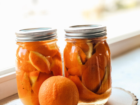 All about citrus - Oranges