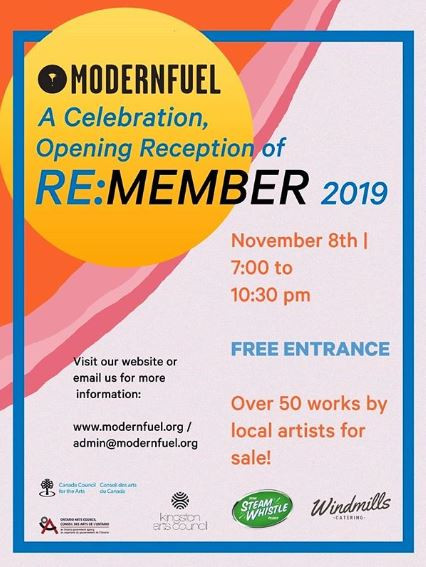 Group Show at MODERNFUEL