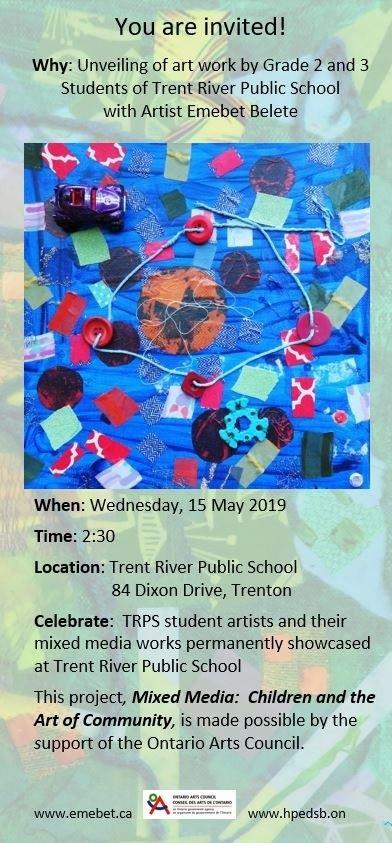 Trent River Invitation