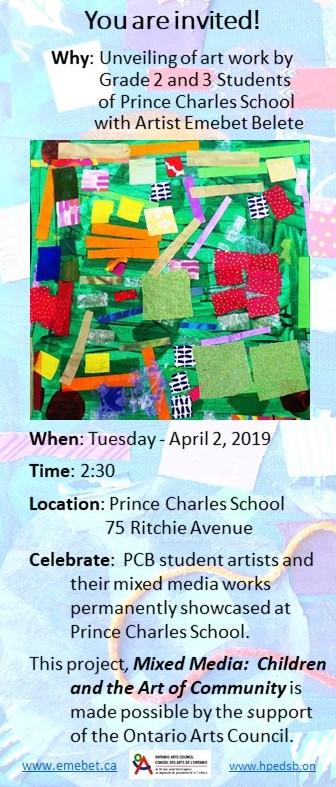 Prince Charles Invitation