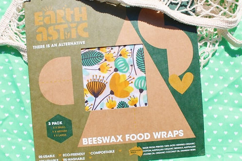 Earthastic Reusable Food Wraps