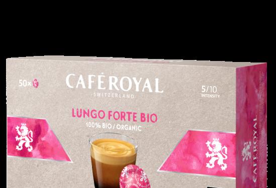 Café Royal Lungo Forte Bio Binnenkort beschikbaar