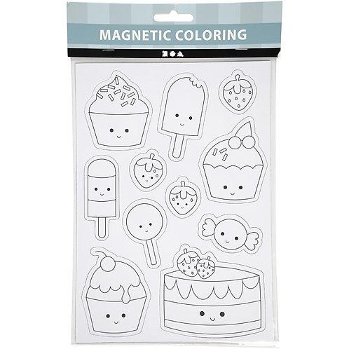 Magnetische kleurplaten