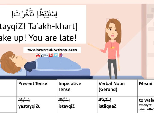 The Imperative Tense, Conversational Video with Grammar