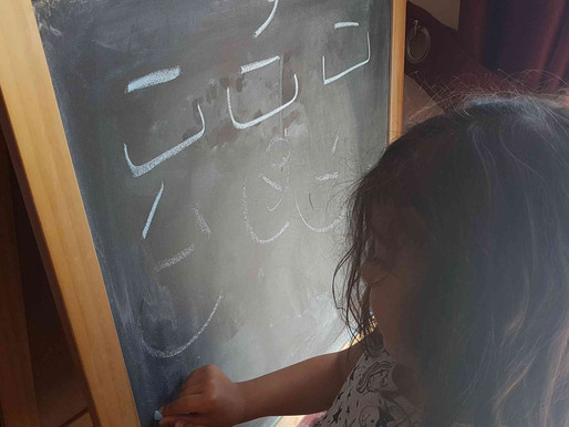 "How to Teach ""Harakat"" or Diacritics of the Arabic Alphabet to Your Child Like a Pro"