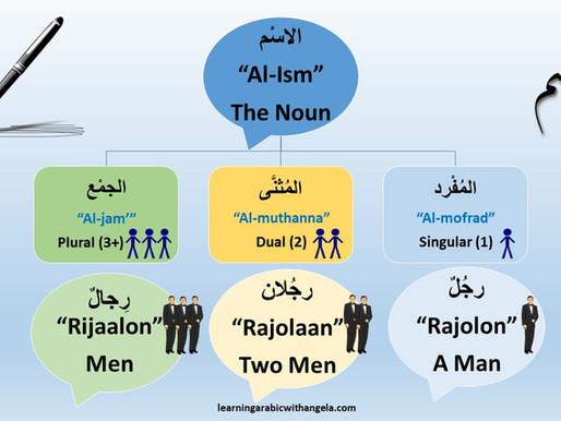 Plurals in Arabic, Al-jam'