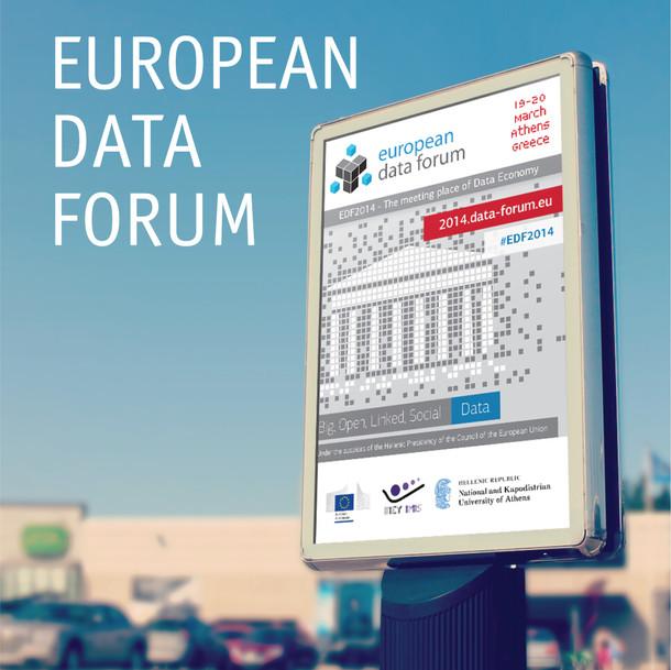 European Data Forum Poster