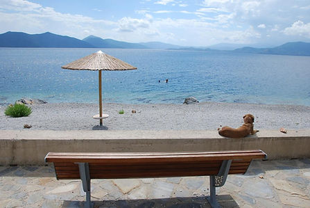 Reisemobil Griechenland