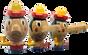 New Product - Pinocchio mixers