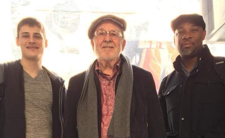 BOB JAMES TRIO IN SKOPJE, MACEDONIA