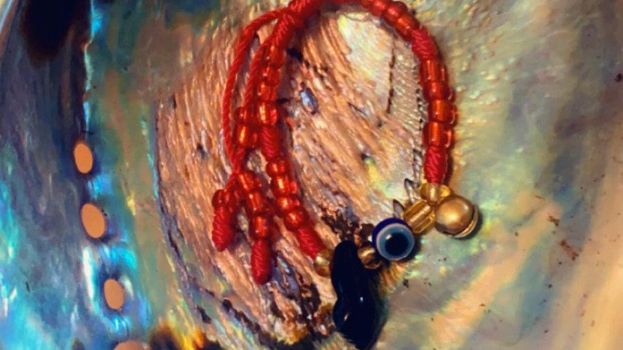 Baby/Kids Expandable Azabache Bracelet