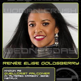 Renee Elise Goldsberry