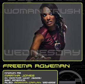 Freeman Agyeman