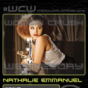 Natalie Emmanuel