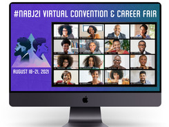 #NABJ21 Virtual Convention and Career Fair