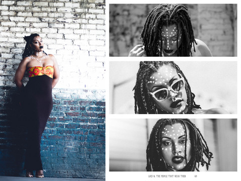 Locs and the People That Wear Them