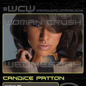 Candice Patton