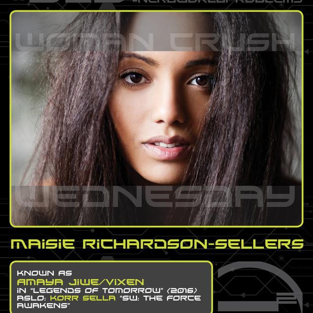 Maisie Richardson-Sellers