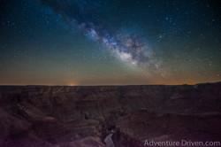 Stars and canyon-1