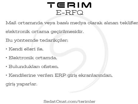 E-RFQ