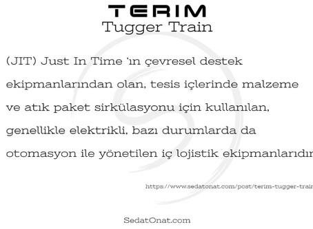 Terim - Tugger Train