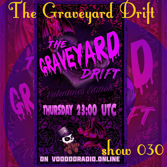 Graveyard Drift Radio Show Mixcloud 30 image Voodoo The Lowest of Low podcast