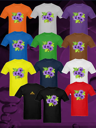 The Awesome Anemone T-shirts, 100% cotton, from The Lowest of Low