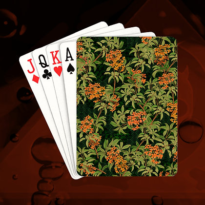 Autumn/Winter 2020-2021 Playing Cards (4 Designs)